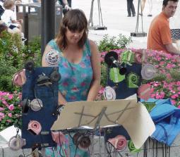 Wendy Chambers Car Horn Organ